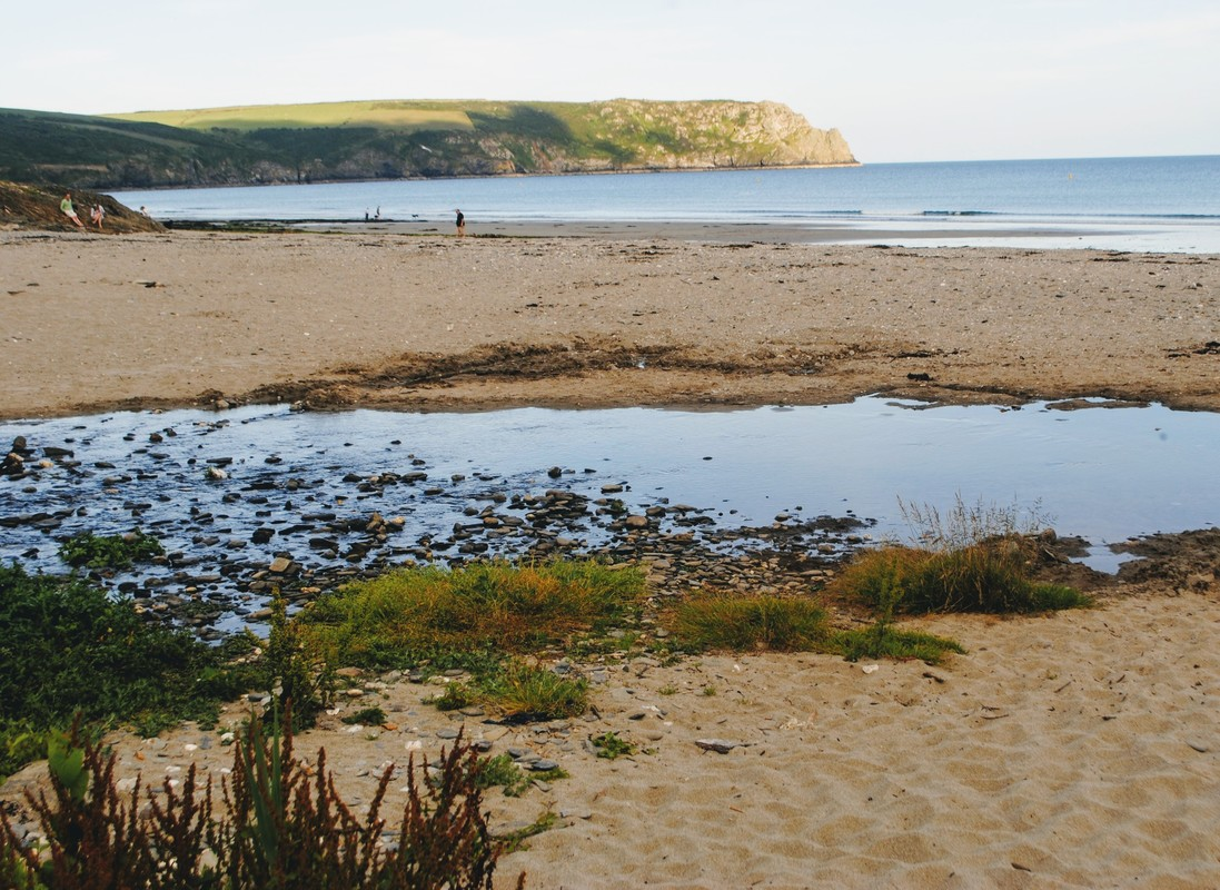 Pendower Beach, Veryan, The Roseland, Cornwall